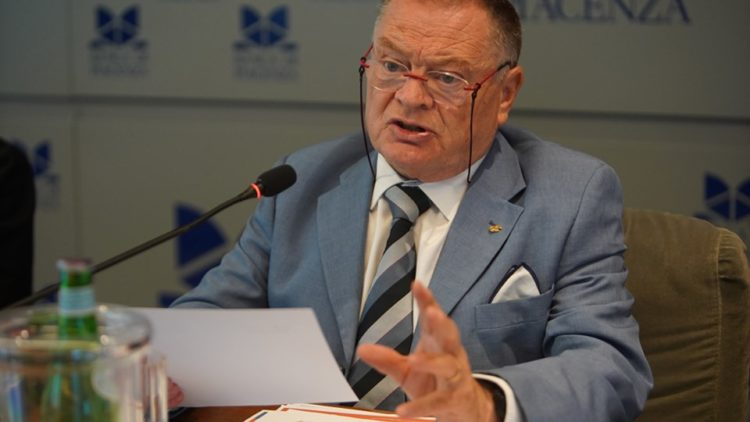 Vincenzo Nasini Presidente APE Confedilizia Genova
