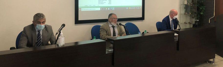 conferenza stampa Spaziani Testa Nasini Confedilizia APE 2