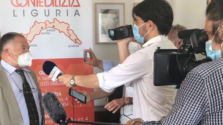 conferenza stampa Spaziani Testa Nasini Confedilizia APE 3