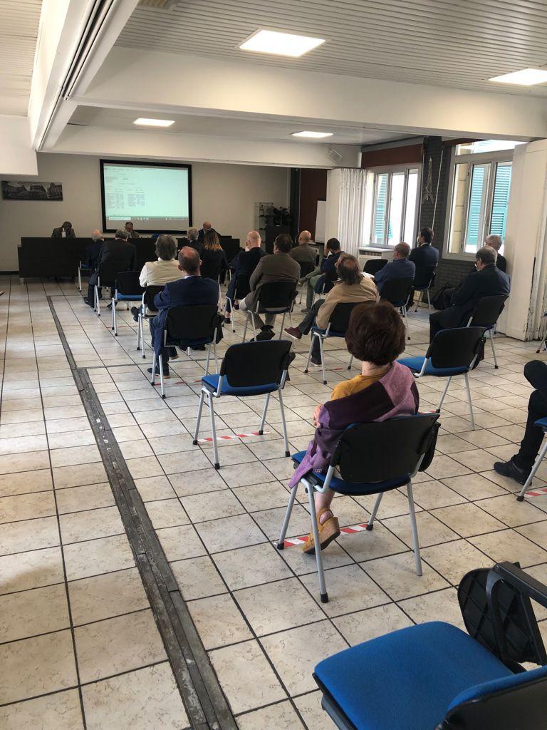 conferenza stampa Spaziani Testa Nasini Confedilizia APE 4