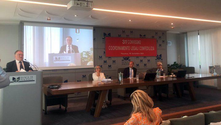 Piacenza Nasini Convegno legali Confedilizia contro riforma del catasto